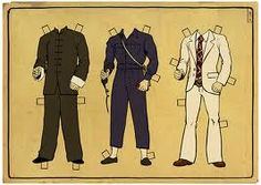 paper doll - Google Search