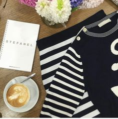 #stefanel #stefanelvigevano #look #moda #trendy #shopping #negozio #shop #vigevano #lomellina #piazzaducale #buongiorno #springsummer2016 #riga #cappuccino #collection