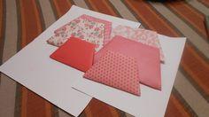 origami trapezoid envelopes/origami folded envelopes/hand folded envelopes by jmb paper designs, $8.00 USD