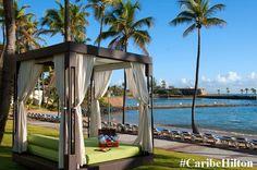 Caption this picture... #CaribeHilton