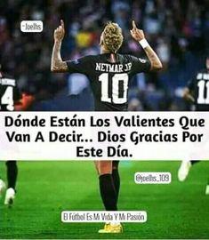 Neymar, Decir No, God