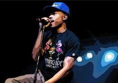 Black Concert: Chance The Rapper Live in Miami Beach FL Monday 10-10!