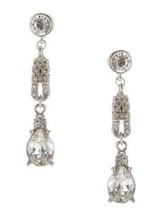 Deco Jewel Slinky Earrings