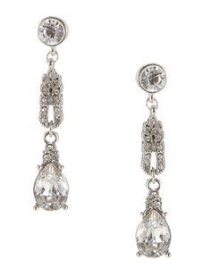 Deco Jewel Slinky Earrings