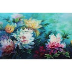 Flowers & ChicksPrint on Sheets (hard). 3d Sheets, Pastel, Tapestry, Nature, Flowers, Painting, Animals, Art, Products