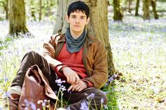 Merlin! :D Within the first like, 10 minutes of the first episode I decided that I loved him.