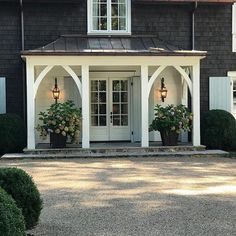 front porch ideas curb appeal 40 Incredible farmhouse front porch design ideas - Page 38 of 44 - Fathinah Decor Farmhouse Front Porches, House, House With Porch, House Front, Porch Design, Exterior Design, Lake Houses Exterior, House Designs Exterior, Building A Porch