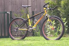 1990's Corratec Hard Bow tange - Google Search