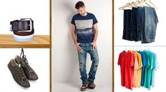 Shop Online at hytrend for a Smart Casual ensemble. --> http://hytrend.com/men/clothing.html