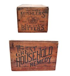 How about those old bottle boxes. The stories they might tell? Tami Barber Tami Barber attached the above picture of a stacked Richardson Coca-Cola Bottling Works, Lead, South Dakota and Anheuser B...