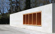 architecte passelac rocques ecole montlaur 02 Outdoor Living, Outdoor Decor, Architecture, Living Spaces, House Plans, Garage Doors, Construction, Windows, In This Moment