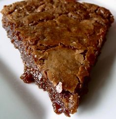 HOT FUDGE PIE If you love chocolate, then this is for you. It is oh so gooey and delicious.... Ingredients: 1 stick butter, softened 1 c sugar 2 eggs 1 tsp vanilla 3 Tbsp cocoa powder 1 tsp salt 1/2 c all purpose flour Instructions;