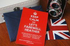 British farewell