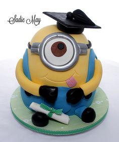 Minions And Graduation On Pinterest