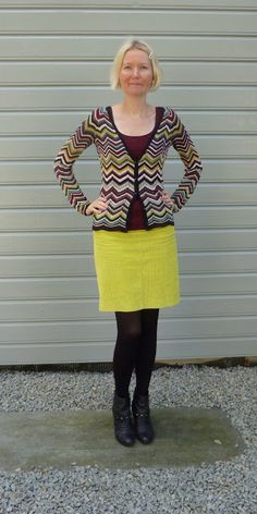 Colour makes people!: Cardigan