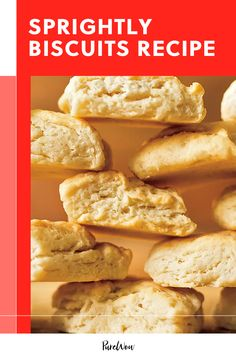 Introducing the easiest, fastest, fluffiest southern biscuits, which take less than 30 minutes to make and require just a few ingredients. #biscuits #recipe #breakfast Healthy Bread Recipes, Vegetarian Breakfast Recipes, Clean Eating Recipes, Cooking Bread, Bread Food, Cooking Food, Easy Cooking, Southern Biscuits, Easy Smoothies