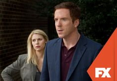 Carrie pressiona Brody.  Homeland - Domingos às 23h   #HomelandBR Confira conteúdo exclusivo no www.foxplay.com