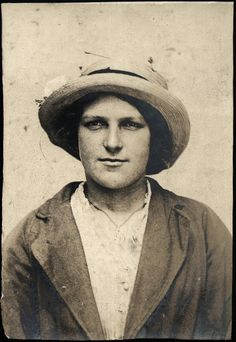 Name: Sarah Cuthill Arrested for: not given Arrested at: North Shields Police Station Arrested on: 20 July 1916 Tyne and Wear Archives ref: DX1388-1-266-Sarah Cuthill From Tyne & Wear Archives