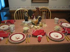 Tablescape+Thursday+-+Country+Breakfast+&+Vintage+linens+010.JPG (1600×1200)