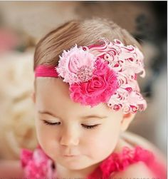 ADORABLE Baby/Toddler Girl Headbands for as low as $2.98 Shipped!!
