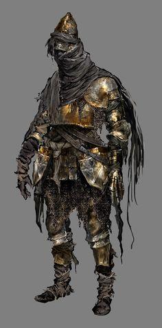 Dark Souls III | 인벤토리 - 언제나 어둠 속에서