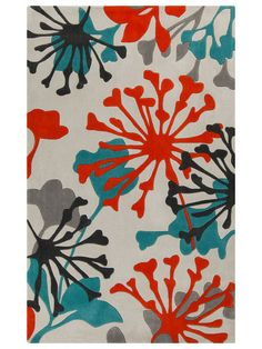 Cosmopolitan Hand-Tufted Rug by Surya