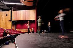 It's hard to create spaces where speech and music both sound their best. Maybe it's time to consider alternatives. Auditorium Design, Vashon Island, Pleasing Everyone, Too Cool For School, School Design, Change The World, Your Design, Education, Architecture