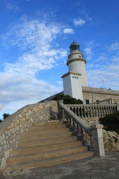 Faro de Formentor, España