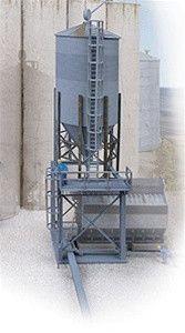 Walthers HO 933-2935 Surge Bin Kit