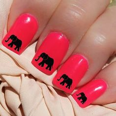Elephant+Nail+Art | image not available photos not available for this variation