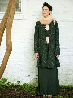 Green Takes Center Stage at The Textile Museum in D.C. : EcoSalon | Conscious Culture and Fashion