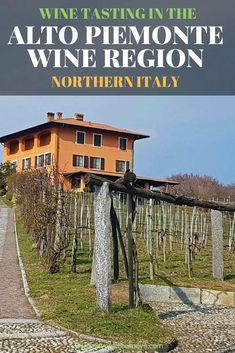 Discover the lesser-known Italian wine region, Alto Piemonte