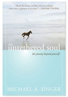 """""""To attain true inner freedom, you must be able to objectively watch your problems instead of being lost in them. New York Times, Good Books, Books To Read, Buy Books, Untethered Soul, Mike Singer, Ebooks Pdf, Super Soul Sunday, Paulo Coelho"""
