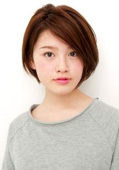【ANTI】大人シンプルショートボブ(KEIKO) | ANTI(アンティ )のヘアスタイル・髪型・ヘアカタログ - 楽天ビューティ
