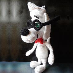 Patrones Amigurumi: Mr. Peabody