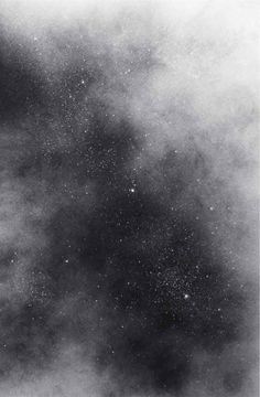 Dust to dust by Caroline Corbasson, photographie, 75 X 105 cm. Via Antonine Catzéflis. Overlays, L Wallpaper, Gray Aesthetic, Stars And Moon, Night Skies, Textures Patterns, White Photography, Black And White, Illustration