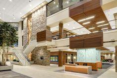 Saint-Anthony's-North-Hospital-Wood-Paneling-Reception-Desk-3-Form-GAL