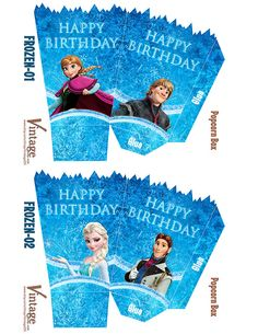 Maybe use these awesome bags when you eat your Tastebuds while watching one of our current favorite movies, Frozen!
