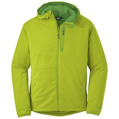 Men's Ascendant Hoody - lemongrass/flash | Outdoor Research