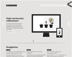 21 Inspiring Examples of White Space in Web Design | Inspiration