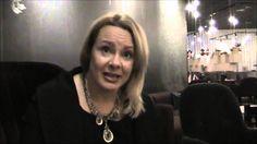 Stormvind interview with LinkedIn Expert Viveka von Rosen - november 2014. B2B Marketing Day #linkedIn #socialseling