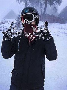 @I love snowboarding. Who do not?