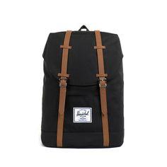 Herschel Supply Co. Retreat Backpack with Laptop Sleeve | Ingrid Nilsen #missglamorazzi