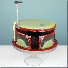 It would almost be a crime to eat it...like disintegrating an Ewok...with a thermal detonator...