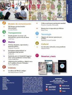 Revista Zócalo de diciembre, revisa nuestros contenidos.