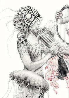Illustration by: Elisa Ancori