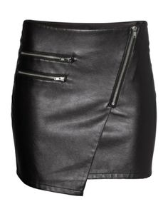 Love --> H&M biker skirt