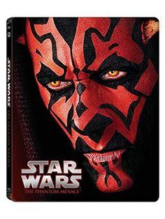 Star Wars: Episode I - The Phantom Menace Steelbook [Blu-ray] Liam Neeson, Ewan McGregor, George Lucas |... via https://www.bittopper.com/item/star-wars-episode-i-the-phantom-menace-steelbook/eM9sfTiQ/