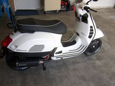best mods for gts 300 ? Lambretta Scooter, Vespa Scooters, Vespa 300, Scooter Custom, Best Mods, Gears, Hobbies, Outdoors, Vehicles