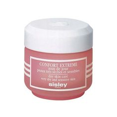 Sisley Confort Extreme Dry Skin Care stimulates and strengthens the barrier function, while soothing and softening damaged skin. Confort Extreme Day Cream nourishes and revitalizes dry, sensitive faci Best Moisturizer, Moisturiser, Cosmetics & Fragrance, Age, Best Face Products, Dry Skin, Sensitive Skin, Creme, Skin Care